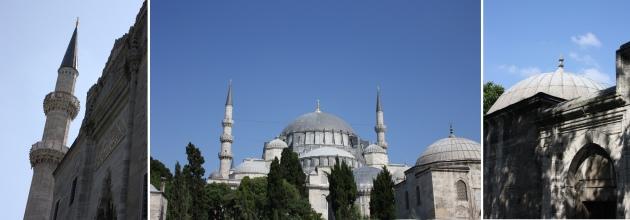 mosquée Suleymane