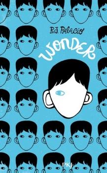 couverture du livre Wonder de RJ Palacio